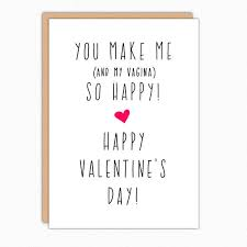 valentines for him card valentines day card