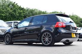 used volkswagen golf used volkswagen golf gti 2 0t fsi dsg 4 door black 56000miles