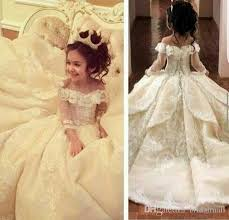 kids white puffy long dresses suppliers best kids white puffy
