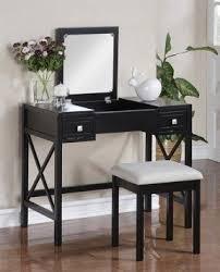 Folding Vanity Table Flip Top Vanity Table Foter