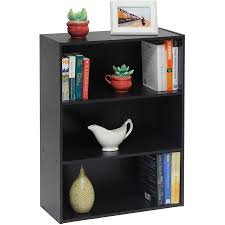 narrow cube bookcase shelving walmart com