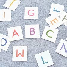 printable alphabet letter cards printable alphabets words learning activities mr printables