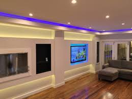 contemporary led living room lights commercial led living room