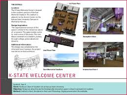 Kansas State University Interior Design Design Portfolio