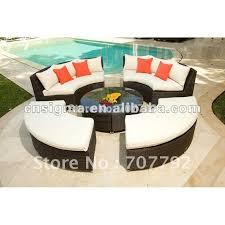 Patio Furniture Rental Hakolpo - Round outdoor sofa 2