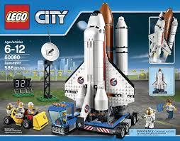 amazon com lego city space port 60080 spaceport building kit