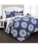 Lush Decor Belle Comforter Set Bargains On Lush Decor 7 Piece Avery Comforter Set King Ivory