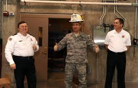Offutt Afb Housing Floor Plans by Out Of The Ashes 55th Wing Commander Learns Firefighting Skills