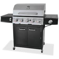 backyard grill 5 burner stainless steel lp gas grill walmart com