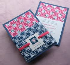 Asian Wedding Invitations Real Palettes Natalie U0027s Modern And Bold Asian Wedding Invitations