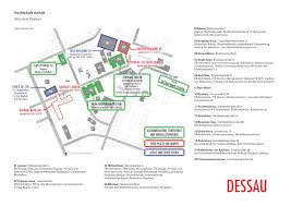 Und Campus Map Dessau Campus Map Savamala Civic District