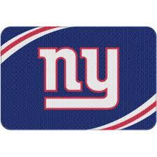 Bathroom Rugs At Walmart by Nfl New York Giants 20