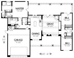 adobe southwestern style house plan 3 beds 2 50 baths 1675 sq