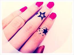 9 finger tattoos free premium templates
