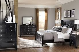 black furniture bedroom sets stunning for ideas design 5