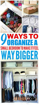 organize my bedroom 9 super efficient ways to organize your small bedroom clever