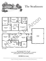 Bungalow House Plans Strathmore 30 by Arcon Group Inc Specializes In Modular Construction