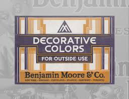 about us benjamin moore