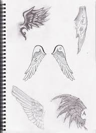 angelwingtattoo explore angelwingtattoo on deviantart