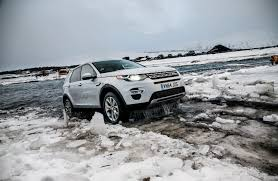 land rover water 2015 land rover discovery sport first drive on and off road mastery