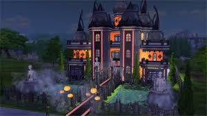 the sims 4 gallery spotlight spooky houses and venues part 2