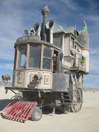 neverwas haul on the road steampunk house steampunk and tiny houses
