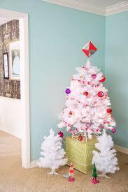 best 25 small white christmas tree ideas on pinterest