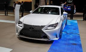 2015 lexus rc 350 f sport review 2015 lexus rc350 f sport pictures photo gallery car and driver