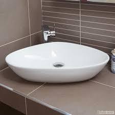 oval basin sink befon for