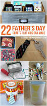 22 father u0027s day crafts that kids can make
