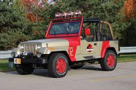 94 jeep wrangler for sale 1994 jeep wrangler jurassic park replica 12