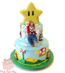 mario cake mario bros cake for jimmy fallon celebration cakes