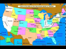 us map quiz sheppard software shepard software state capitals lv 2 with memory tips