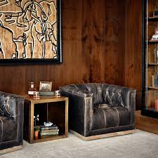 Swivel Club Chairs For Living Room Four Maxx Swivel Club Chair Hayneedle Regarding Swivel