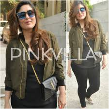 mamma mia kareena dons a new haircut steps out in style pinkvilla