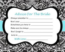 wedding wishes and advice cards wedding well wishes etsy