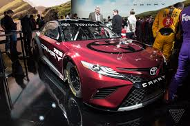 toyota auto the 2017 detroit auto show in pictures the verge