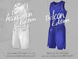 heritage uniforms and jerseys nba nike unveil new uniforms for 2017 18 season