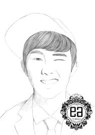 D O Exo Me Pinterest Exo And Kpop Coloring Pages Kpop