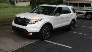 Ford Explorer Old - replacing oem tires on sport with 275 r55 20 u0027s