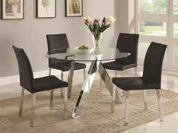 round dining room tables for 6 kitchen magnificent dinette tables small dining room sets round