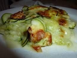 recette de cuisine avec des courgettes recette gratin courgettes ravioles crème d avoine cuisinez gratin