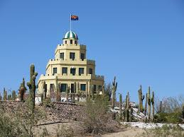 tovrea castle the historical wedding cake house in phoenix arizona