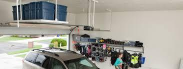 overhead garage storage houston force 5 garage solutions overhead storage houston