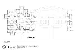 Nursing Home Floor Plans Why The Greenhouse Model Sunporch Of Lincoln