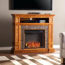 faux fireplace heater tv stand nomadictrade