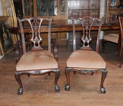 chinese chippendale chairs victorian dining table set chippendale chairs set suite mahogany