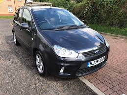 2009 ford c max 1 6 tdci dpf zetec 5dr manual 07445775115 in