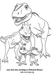 dinosaur train coloring pages for kids picture 8 550x700 picture