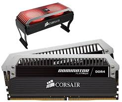 bureau corsair corsair dominator platinum ddr4 high performance memory kit with